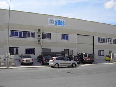 fachada de la empresa Atlas Comunicaciones