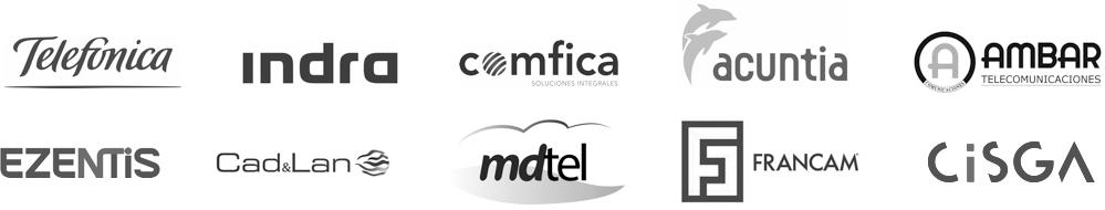 clientes Atlas Comunicaciones